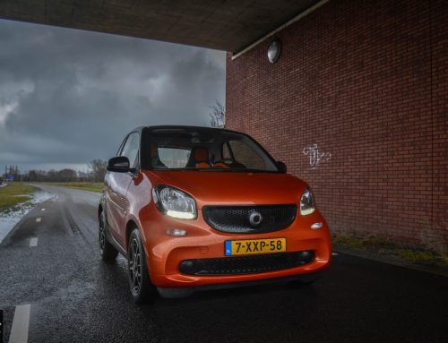 Test Smart Fortwo