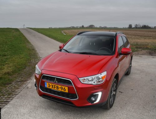 Test Mitsubishi ASX 1.6 ClearTec Invite+