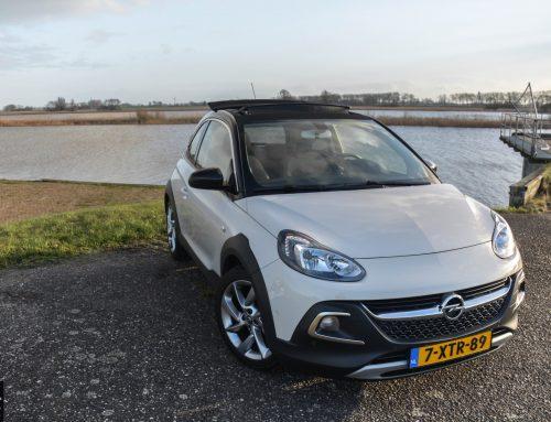 Test Opel Adam Rocks 1.0 Turbo 90pk