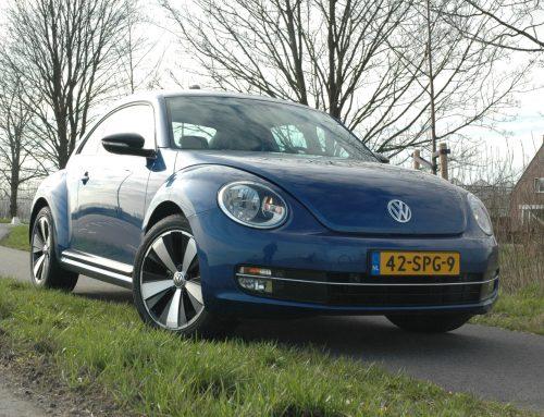 Test Volkswagen Beetle 2.0 TSI