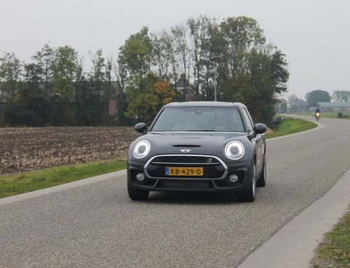 Test Mini Clubman Cooper S