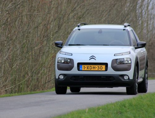 Test Citroën C4 Cactus