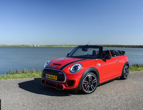 Test Mini Cabrio John Cooper Works