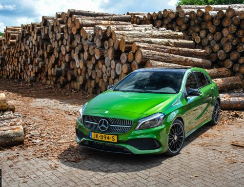 Test Mercedes-Benz A200
