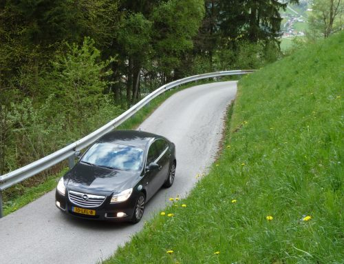 Test Opel Insignia 1.6 Turbo