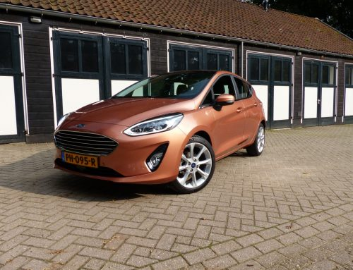 Test Ford Fiesta