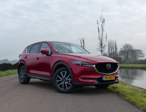 Test Mazda CX-5 2.5 AWD