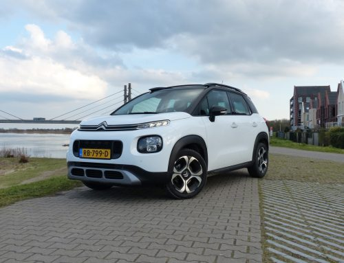 Test Citroën C3 Aircross PureTech 110