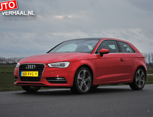 Test Audi A3 1.8 TFSI
