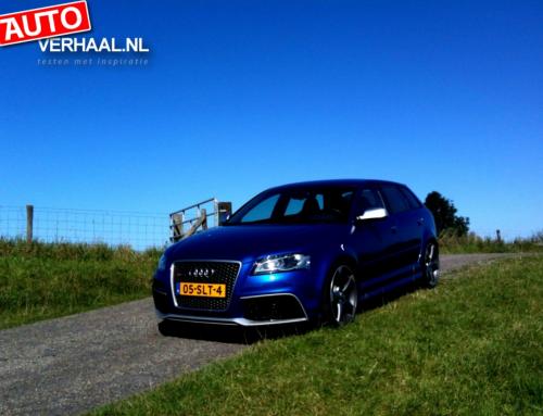 Test Audi RS3 Sportback