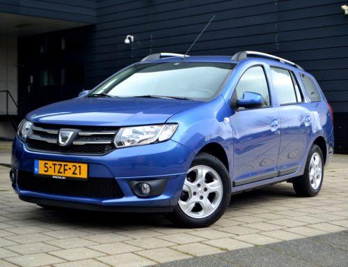 Test Dacia Logan MCV