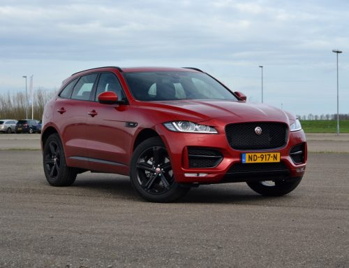 Test Jaguar F-Pace 20d AWD