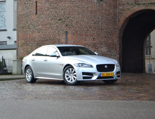Test Jaguar XF E-Performance R-Sport
