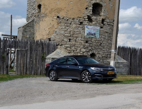 Test Kia Optima 1.7 CRDi First Edition