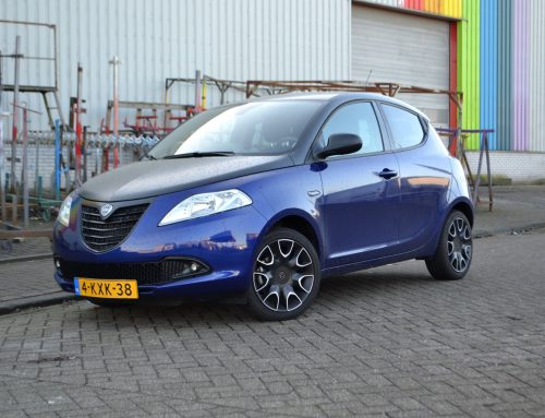 Test Lancia Ypsilon S Momodesign