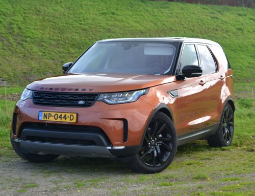 Test Land Rover Discovery 3.0 TD6