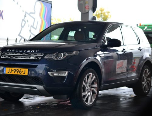Test Land Rover Discovery Sport TD4