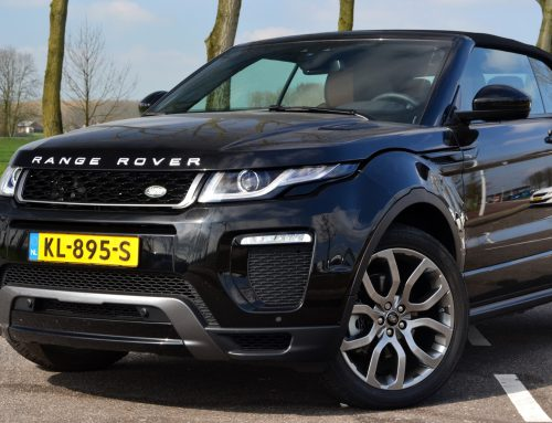 Test Land Rover Range Rover Convertible 2017