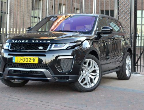 Test Land Rover Range Rover Evoque 2.0 TD4