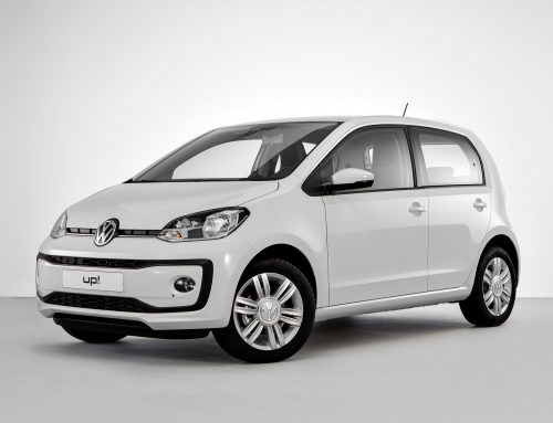 Test Volkswagen up! 1.0