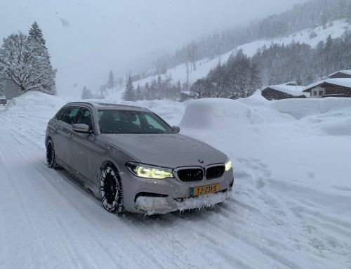 Test BMW 530d Touring xDrive
