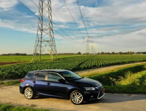 Test Lexus CT 200h Luxury Line