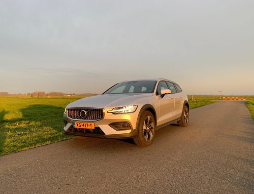 Test Volvo V60 Cross Country D4