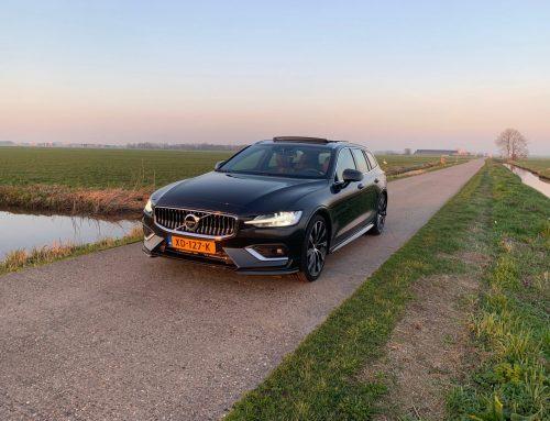 Test Volvo V60 T5
