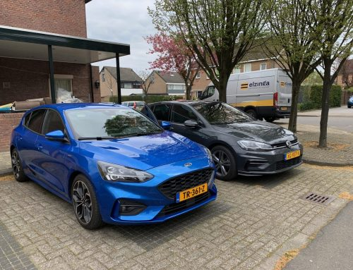 Test Ford Focus 1.5 Ecoboost 182pk vs. Volkswagen Golf 1.5 TSI Highline Business R