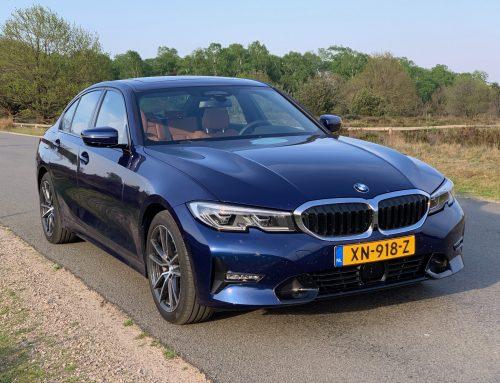 Test BMW 330i Sedan