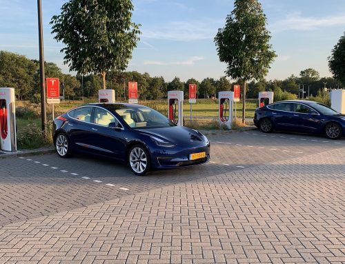 Test Tesla Model 3 Long Range Dual Motor