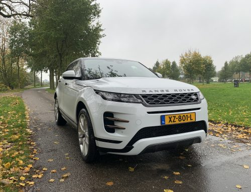Test Land Rover Range Rover Evoque P250