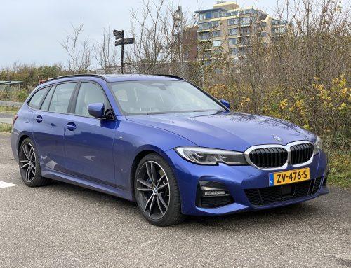 Test BMW 330i Touring