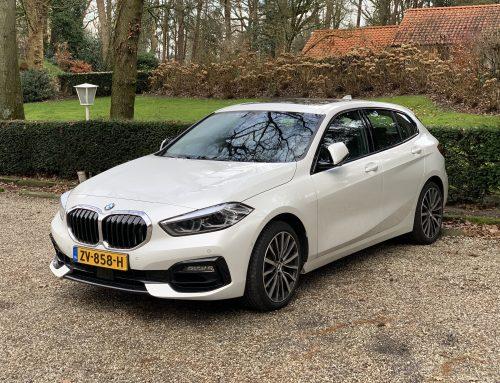 Test BMW 118i