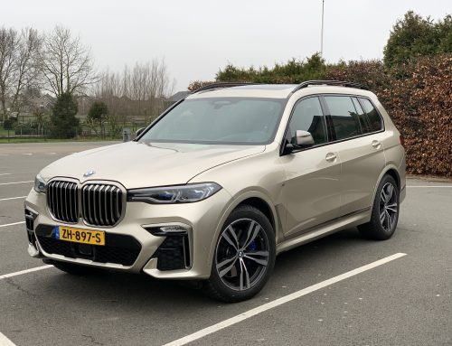 Test BMW X7 M50d