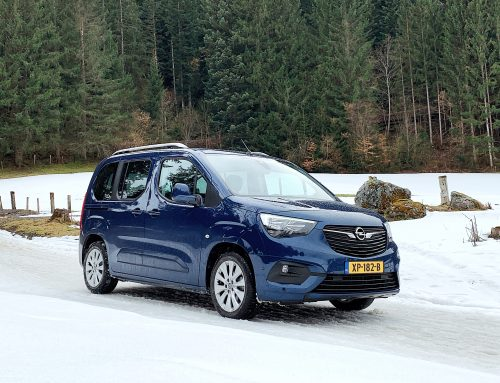 Video: Test Opel Combo Tour
