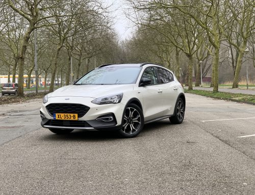 Test Ford Focus Active 1.5 Ecoboost 150pk