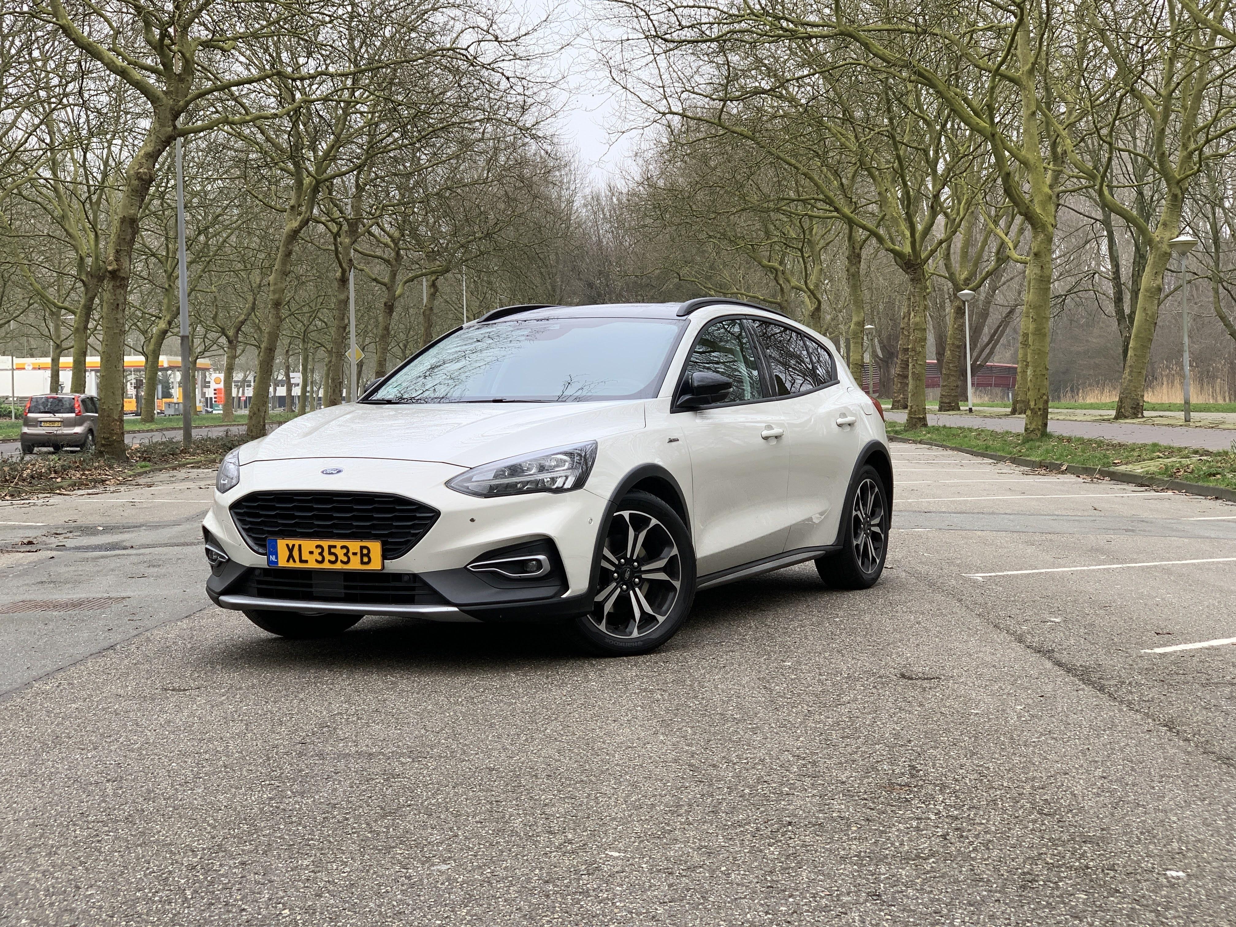 Ford Focus Test