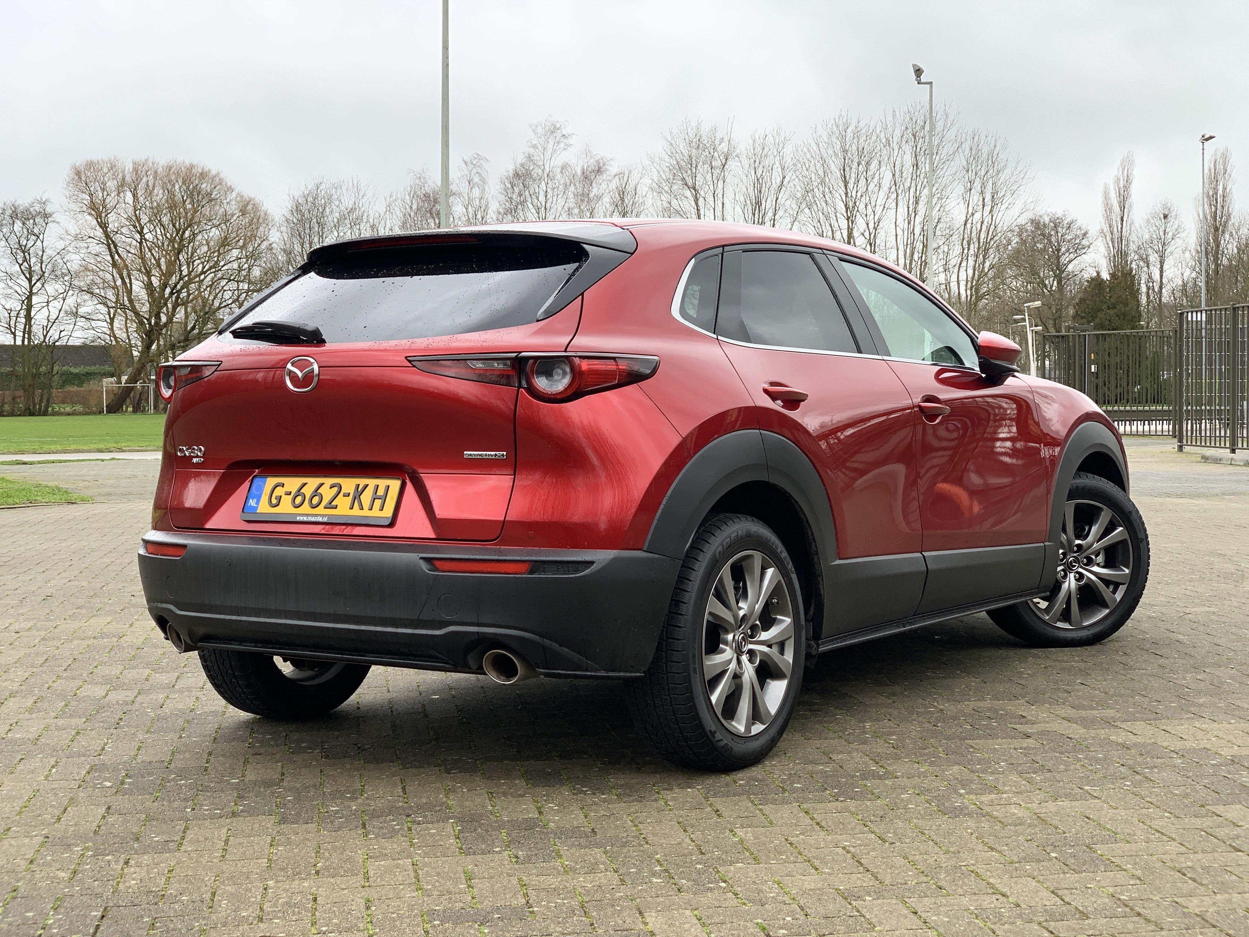Test Mazda CX-30 - Autoverhaal.nl