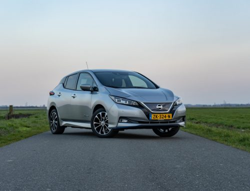 Test Nissan Leaf E+ 2020