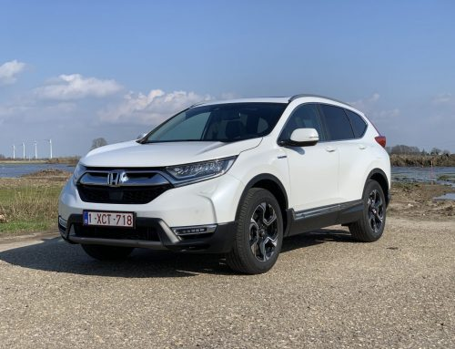 Test Honda CR-V
