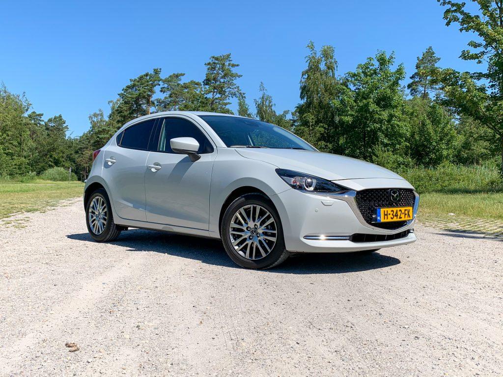 Test Mazda 2