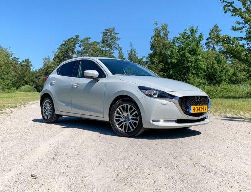Test Mazda 2 – De Facelift van 2020