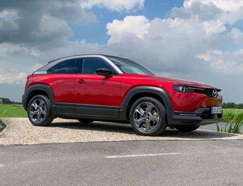 Test Mazda MX-30 – De eerste elektrische Mazda