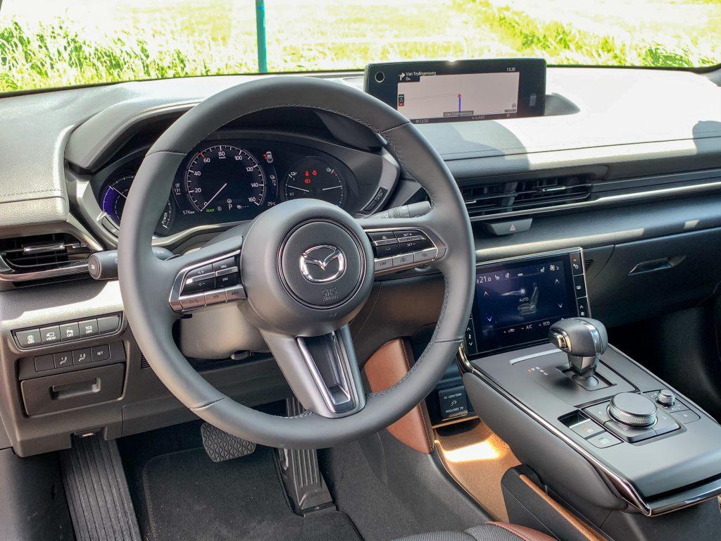 Test Mazda MX-30