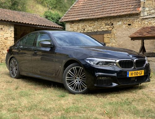 Test BMW 530e – Topmanagement