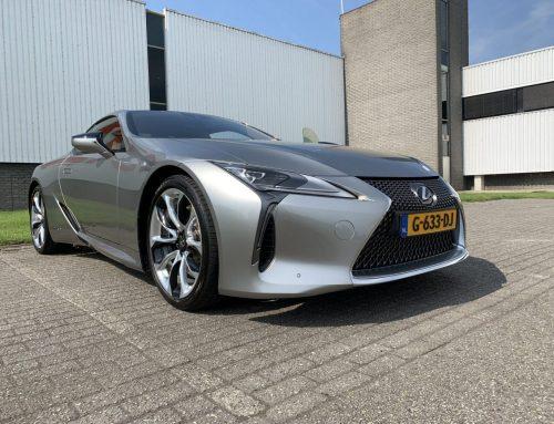 Test Lexus LC500h – Schoonheid uit het verre oosten