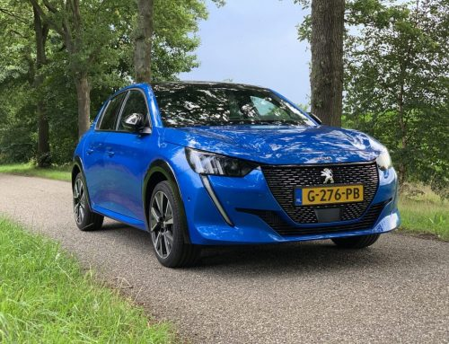Test Peugeot 208 EAT8 – Generatie Z