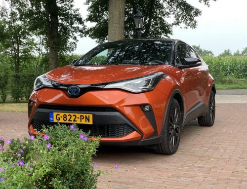 Test Toyota C-HR 2.0 Hybrid – Economisch en ook snel