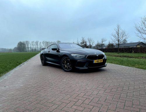 Test BMW M8 Competition – Spierbundel des Vaderlands